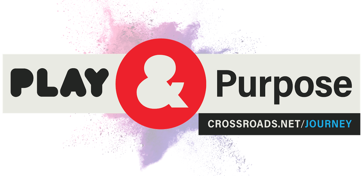 purpose and play journey logo