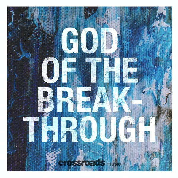 God of the Breakthrough cover