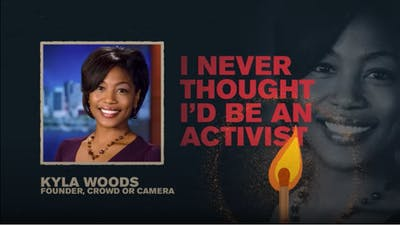 I Never Thought I'd Be an Activist | Kyla Woods | spark Week 3