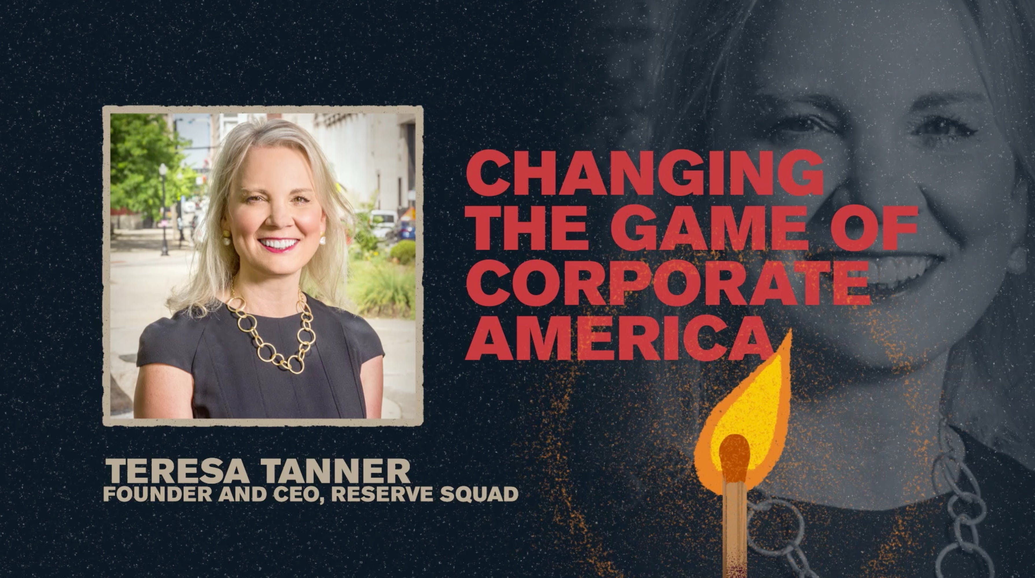 Changing the Game of Corporate America | Teresa Tanner | Spark Week 5