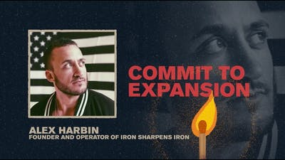 Commit to Expansion | Alex Harbin | spark Week 2