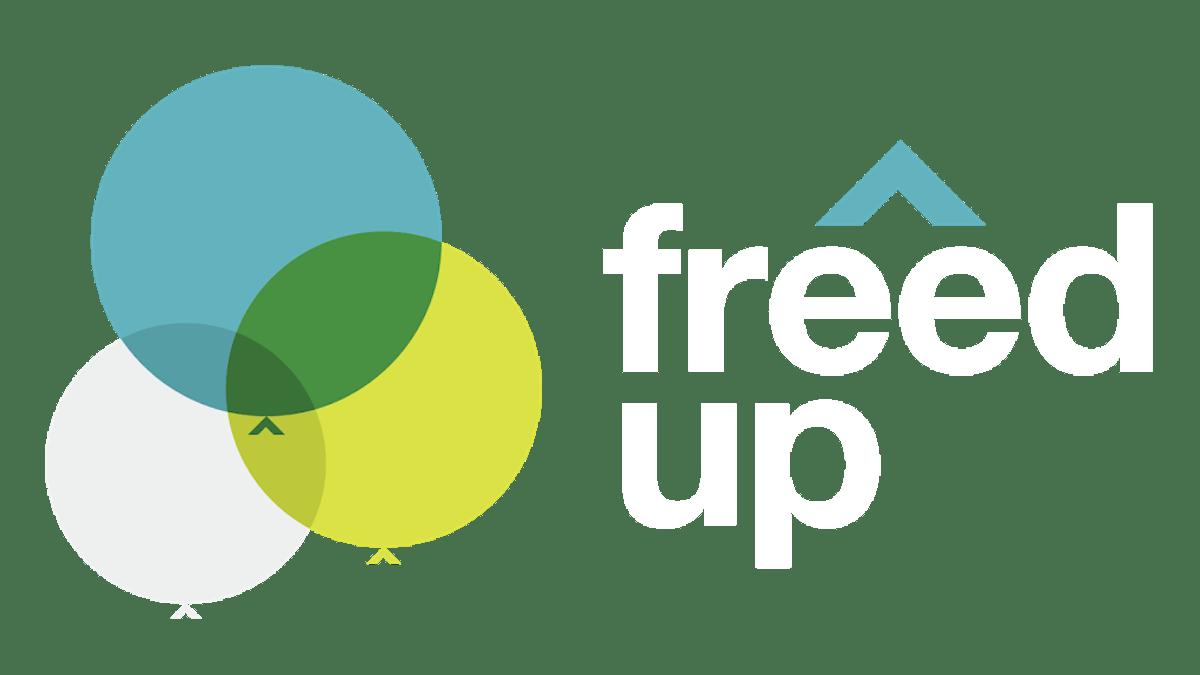 freed up. thrive financially. grow spiritually